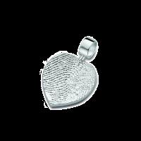 Heart argento