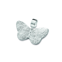 Butterfly argento