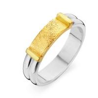 Forever oro giallo/bianco