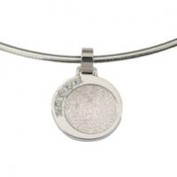 Dazzling zirconia argento